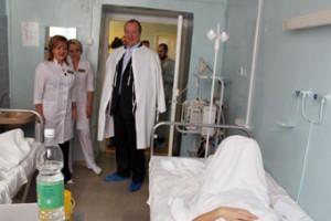 Фонд «Поколение» окажет помощь в модернизации Старооскольского перинатального центра