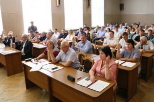 Состоялось внеочередное заседание Совета депутатов территории
