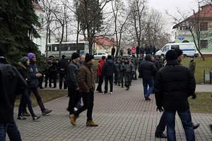 Организатору митинга в Белгороде грозит уголовное дело за уклонение от службы в армии