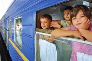 О скидках на ж/д билеты для детей