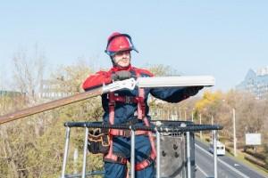 На трех участках региональных автодорог Белгородэнерго построит современное наружное освещение
