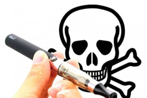 Электронные сигареты могут быть опасны