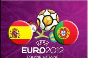 Испания - Португалия. Чемпионы снова в финале!