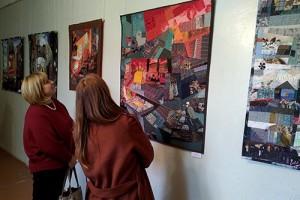 Персональная выставка Валентины Бочаровой