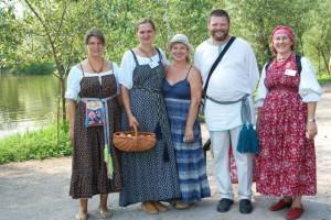 Старооскольская мастерица - призер фестиваля-конкурса в Ясной Поляне