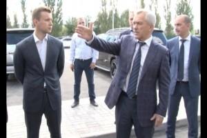 Губернатор Белгородской области взял под личный контроль экологическую ситуацию в Старом Осколе!