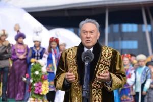 Столица Казахстана Астана переименована в честь первого президента Нурсултана Назарбаева