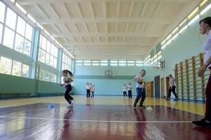 При поддержке Металлоинвеста отремонтирован спортзал