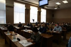 В Старом Осколе состоялось заседание постоянной комиссии Совета депутатов