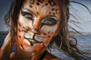 Фестиваль боди-арта «Краски лета 2012»