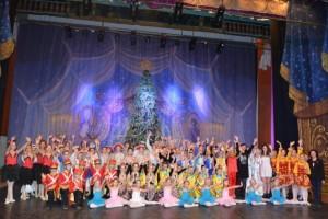 В Старом Осколе состоялся классический балет «Щелкунчик»
