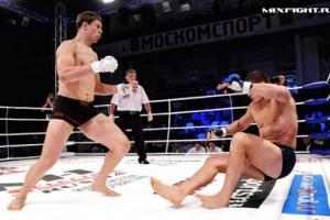 Старооскольский спортсмен заменит Гурама Гугенишвили на турнире M-1 Challenge XXVII