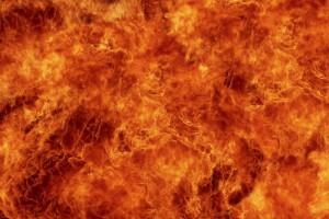 В пожаре на Интернациональном сгорели мать и сын