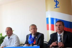 Главный врач области Николай Белоусов: Не деньги делают врача