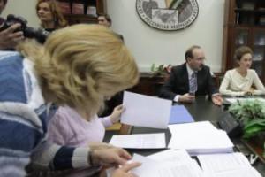 ЦИК России отказал в регистрации трем самовыдвиженцам