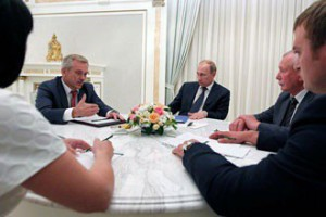 Владимир Путин вник в белгородские дела