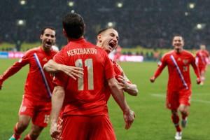 Россия - Португалия 1:0 (ФОТО и ВИДЕО)