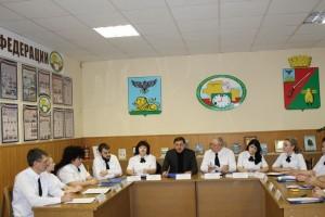 Совещание по вопросам подготовки и проведения выборов Президента Российской Федерации