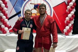 Староосколец стал победителем Кубка России по самбо