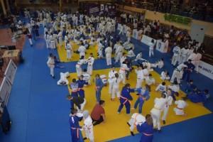 Старооскольские спортсмены успешно выступили на турнире по дзюдо