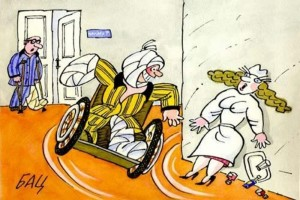 Оздоровление инвалидов по задумке кабмина