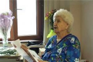 Старооскольская долгожительница отметила 95-летие
