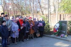 Старооскольцы почтили память жертв политических репрессий