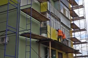 Капитальный ремонт многоквартирных домов в Старом Осколе близится к завершению