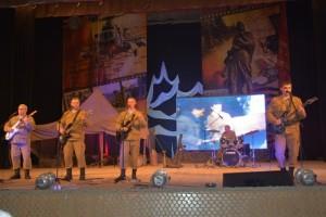 Конкурс солдатской и военно-патриотической песни «Афганский ветер» стартовал в Старом Осколе