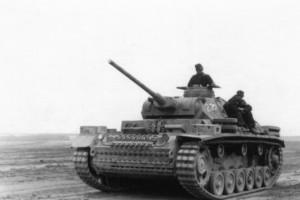 Немецкий танк обнаружен в окрестностях Старого Оскола