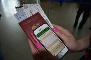 Чтобы избежать проблем на границе,  должница оплатила долги за коммунальные услуги