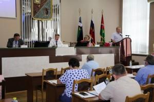 Состоялось очередное заседание Совета депутатов городского округа