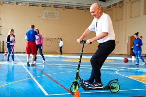 Спортивно и активно