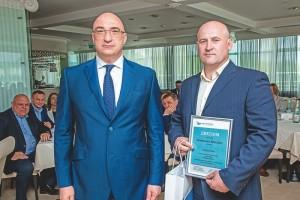 Победителям корпоративного творческого конкурса Металлоинвеста «Труд БЕЗ опасности» вручили награды