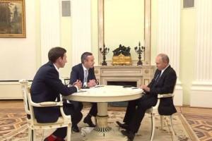 Путин назвал либеральную идею изжившей себя