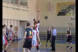Открытое первенство Белгородской области по баскетболу в Старом Осколе