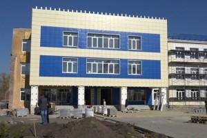 Капитальный ремонт 36-ой школы близится к завершению