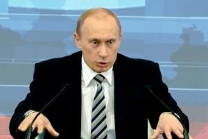 Владимир Путин угрожает распустить правительство