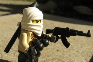 Террористы обезврежены за секунды