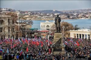 Севастополь де-факто вышел из состава Украины, отказавшись признать власть Киева!