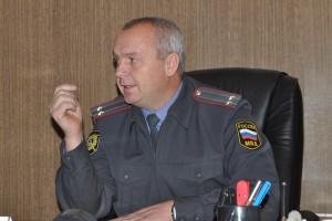 Руководство старооскольского ОГИБДД встретилось с простыми водителями