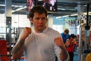 В сентябре Александр Емельяненко проведёт бой с Константином Глуховым