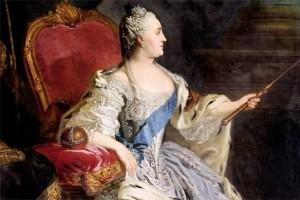 Екатерина Великая — на службе Империи