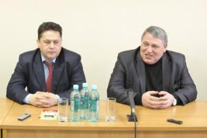 Председатель ГМПР побывал с рабочим визитом на ЛГОКе и ОЭМК