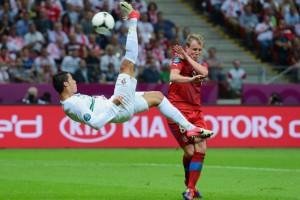 Португалия – Чехия 1:0.