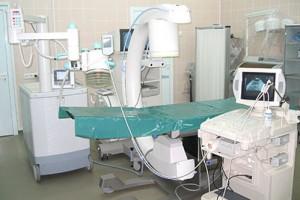 Старооскольская горбольница №1  получила новое оборудование