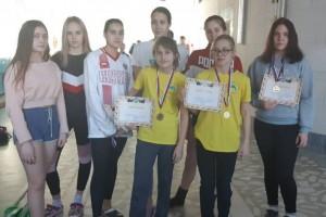 Старооскольцы стали победителями и призерами чемпионата Белгородской области по плаванию