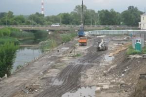 В мэрии Старого Оскола рассказали, сколько потратят на реконструкцию городской набережной
