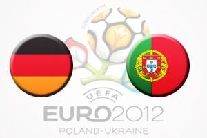 Германия - Португалия. Проверка на прочность.