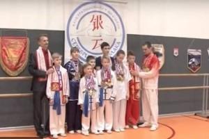 13 медалей привезли с первенства и чемпионата ЦФО старооскольские ушуисты